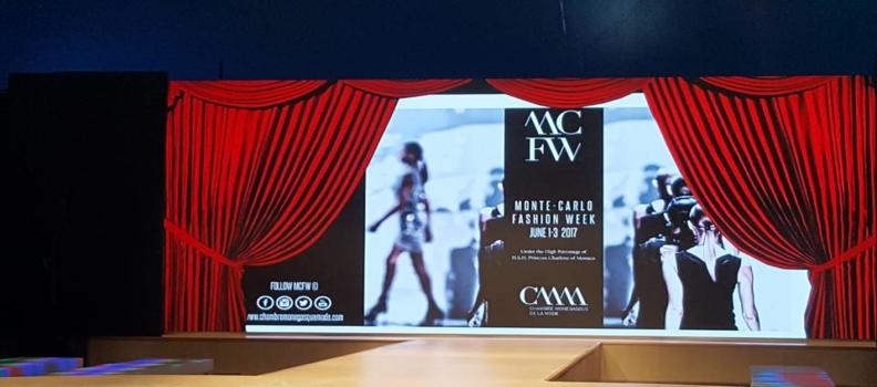 Antonio Russo porta la Calabria alla Monte-Carlo Fashion Week 2017, la settimana della moda nel Principato di Monaco